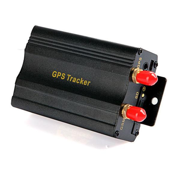 GPS Ortungssystem über SMS/GPRS/Internet