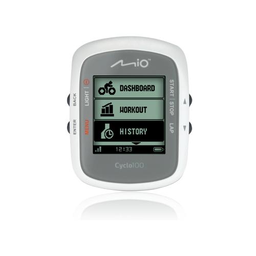 Mio GPS Fahrrad Navigation Cyclo 100 Ausstellungsware